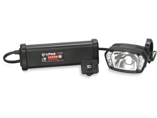 Lupine SL AX 10 Frontlicht mit 10Ah SmartCore Akku